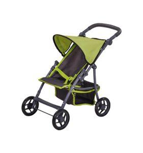 Knorrtoys Liba Puppenwagen Buggy tec green
