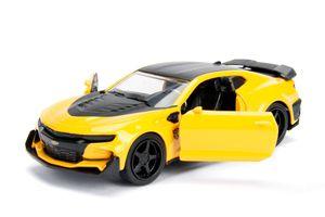 Jada Toys 253112001 - Transformers 2016 Chevy Camaro, 1:32