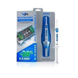 XADO EX120 Automatik Getriebe Öl Reparatur Verschleiß Schutz Additiv Zusatz PKW