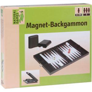Natural Games Magnet-Backgammon 22,5x33,5cm
