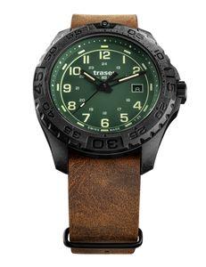 traser H3 109038 Herrenuhr P96 OdP Evolution Green