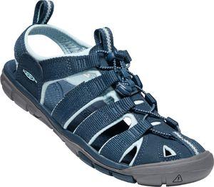 Keen Clearwater CNX Sandalen Damen navy/blue glow Schuhgröße US 9,5 | EU 40