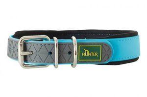 Hunter Halsband Convenience Comfort, 55 cm , türkis 25 mm, mit weichem Neopren