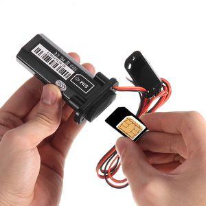 Enusic ™ 9V-75V Micro GPS Tracker Wasserdichtes Ortungsgerät Motorrad Auto Elektrofahrrad Roller Power Standby Einbruchalarm