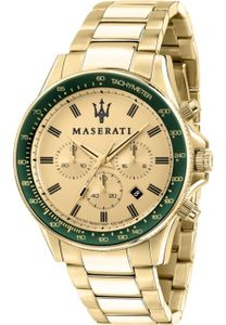 Maserati R8873640005 Herrenuhr Chronograph Sfida