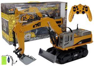 RC Car Bagger Raupe Professional ferngesteuert RTR Komplettset 14 Kanäle