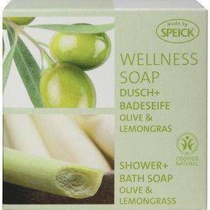 SPEICK Wellness Dusch + Badeseife Olive Lemongras 200 g