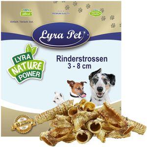 5 kg Lyra Pet® Rinderstrossen 3 - 8 cm