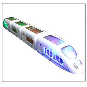 Elektrischer Zug Blitzzug Universal Harmony Hochgeschwindigkeitsmodell Musik Lichtsimulationsspielzeug