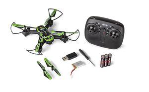 Carson X4 Quadcopter Toxic Spider 2.0 100% RTF, Flip- und Stuntfunktion, ferngesteuerte Drohne, 500507154