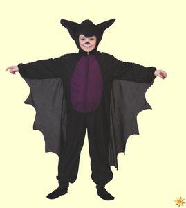 Kostüm kleine Fledermaus, Gr. 98