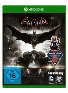 Batman Arkham Knight Day One Edition inkl. Harley Quinn DLC - Xbox One