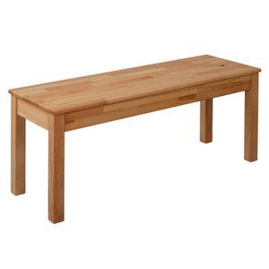 Krok Wood Sitzbank Tomas aus Massivholz in Buche 100x35x45 cm