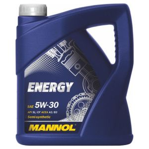 5 Liter MANNOL 5W-30 ENERGY VW 503 01 Ford WSS-M2C913-B VW 502 00 VW 505 00 MB 229.3 VW 501 01 MB 229.5 BMW Longlife-98 Renault RN0710 Renault RN0700
