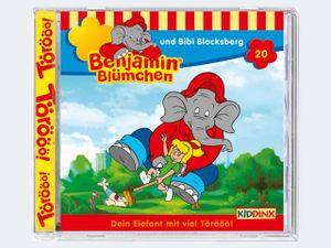 Benjamin Blümchen und Bibi Blocksberg (20)
