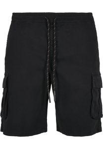 Urban Classics Shorts Drawstring Cargo Shorts Black-XL