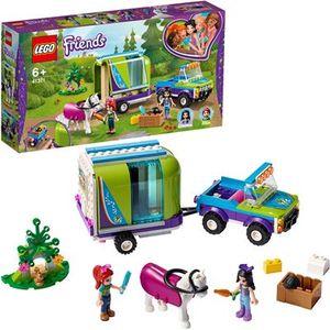 LEGO® Friends Mias Pferdetransporter, 41371