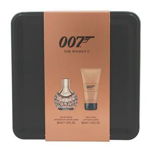 James Bond 007 for Women II Eau de Parfum 30 ml + Body Lotion 50 ml