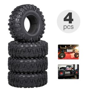 4PCS 2.2IN Crawler RC Reifen Ultra Soft Rock Crawler Reifen f°îr 1/10 rc Rock Crawler Traxxas Trx4 TRX-6 Axial Scx10 90046