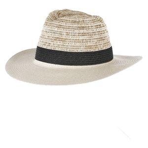 Seeberger Stroh-Hut Beige, 99-Ohne Größen:-, Color:beige