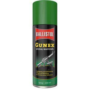 BALLISTOL 200 ml Gunex Spezial-Waffenöl Spray  Waffenpflege 22200