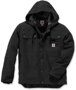 Carhartt Herren Jacke Bartlett Jacket Black-L