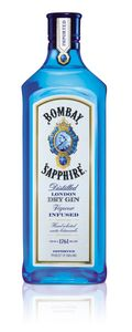 Bombay Sapphire London Dry Gin | 40 % vol | 0,7 l