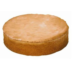 Vestakorn Tortenboden, 26 cm, 500g fertig gebackener bisquit Tortenboden
