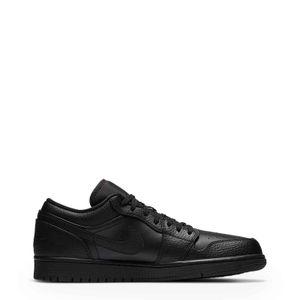 Nike Air Jordan 1 Low Shoe Freizeitschuh Sneaker  BLACK/BLACK-BLACK 41