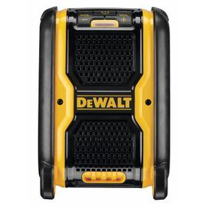 DEWALT Bluetooth-Lautsprecher, Li-Ion XR Akkus 10,8-18 V, DCR006 ****