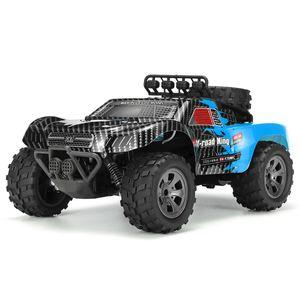 48km/h Ferngesteuertes Auto Offroad RC Monster Truck Rennauto Geländewagen Car Geschenk für Kinder -Blau