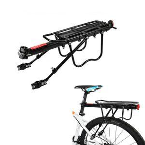 ROCKBROS MTB Fahrrad Gepäckträger Semi Schnellspanner Max. 25kg Alu