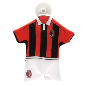 AC Milan Offizielles Auto Mini Kit TA578 (Einheitsgröße) (Rot/Schwarz/Weiß)