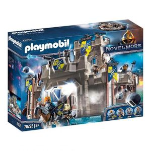 Playmobil Knights Novelmore Castle, Kleiner Burg, 6 Jahr(e), Junge, Innenraum, Mehrfarbig, Menschen