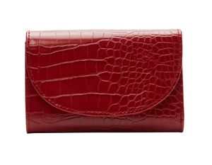 s.Oliver Wallet With Flap Red