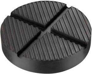 Wagenheber Gummiauflage mit speziellen Fasern für Rangierwagenheber-Universal Gummiauflage Wagenheber mit Rillen