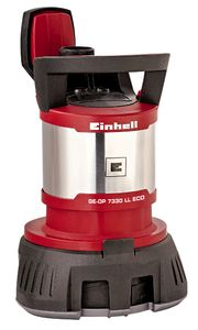 Einhell Schmutzwasserpumpe GE-DP 7330 LL ECO, Leistung 730 Watt, Fördermenge max. 16500 l/h, 4170790