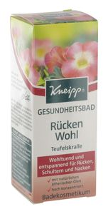 Kneipp Rücken Wohl Teufelskralle Gesundheitsbad (100 ml)