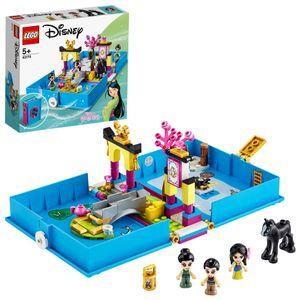 LEGO® Disney Princess Mulans Märchenbuch, 43174