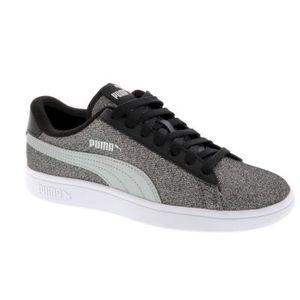 Puma Mädchen Sneakers in der Farbe Schwarz - Größe 39