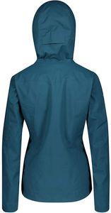 Scott Skijacke Damen Explorair 3L majolica blue/bright blue XS