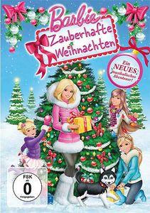 Barbie: Zauberhafte Weihnachten (DVD) Min: 73DD5.1WS