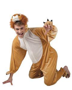 Boland Erwachsenen Anzug Lion Plüsch Größe M Kostüme