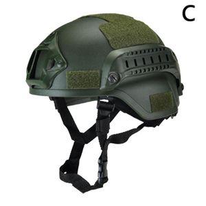 Top Qualit?t Taktische Milit?rische Ausbildung Schutzhelm Airsoft Paintball Schutz Helm