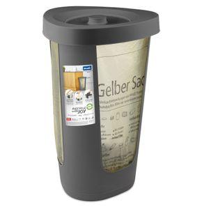 Müllsackständer 50 l FABU, Farbe:Anthrazit