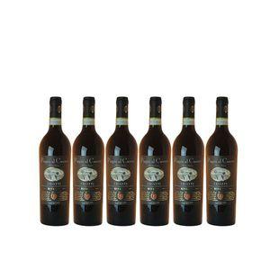 Rotwein Italien Chianti Riserva trocken (6 x 0,75l)