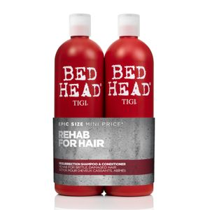 Tigi Bed Head Tween Set 750ml Shampoo & 750ml Conditioner Urban Antidotes Resurrection