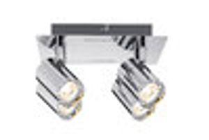 Paulmann Spotlight Rondo LED Rondell 4x3,5W GU10 Chrom 230V Metall