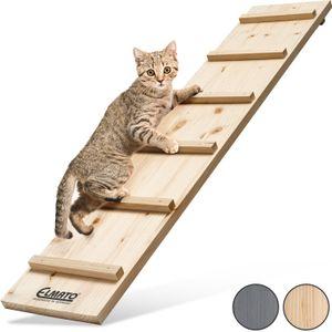 Elmato 13018 Katzentreppe 1 - 4 Meter erweiterbar (1 Meter ohne Verbindungsstück)
