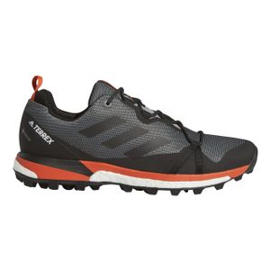 adidas Herren Trail Laufschuhe Terrex Skychaser LT GTX Grey Three / Core Black / Active Orange 46